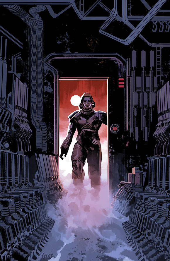 The Expanse#1 1:10 Variant by Lorenzo De Felici
