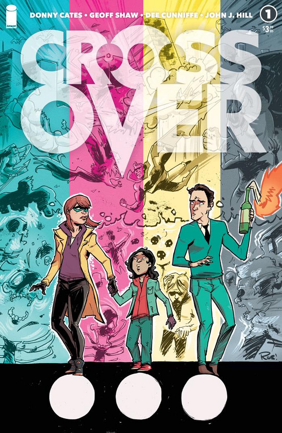 Crossover #1 Exclusive by Rob Guillory