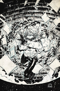 Crossover #1 1:100 Raw Incentive Variant by Ryan Stegman