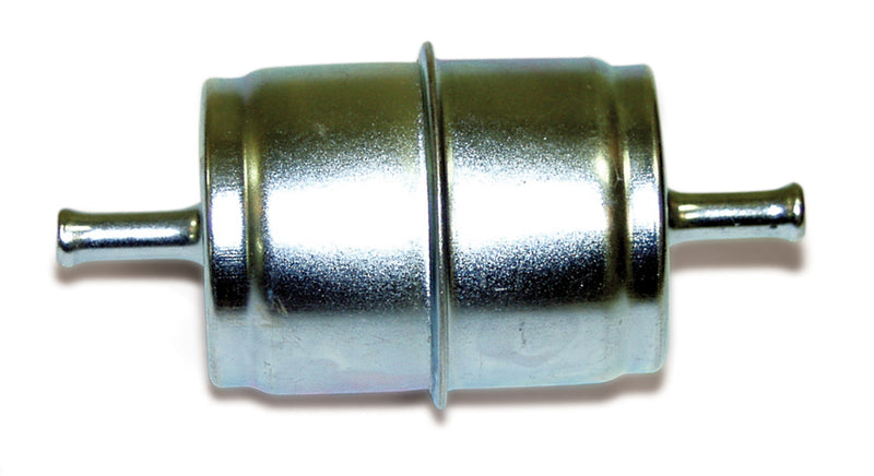"FUEL FILTER, 1-4"" IN-OUT, METAL"
