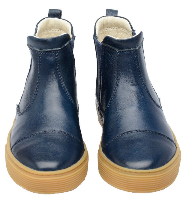 Boot Sneaker Leather Chelsea Sustainable Child Resistant Marine