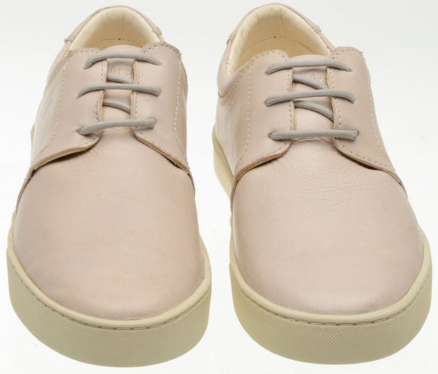 Sneaker Female Bondi Leather Shoelaces Biodegradable Casual white