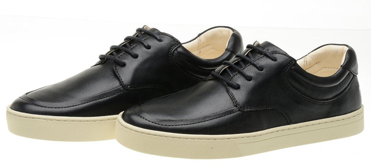 Sneaker Female Lancelin Leather Biodegradable Casual Black