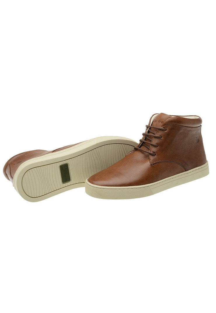 Sneaker Female Mandalay Leather Cano Low Biodegradable Caramel