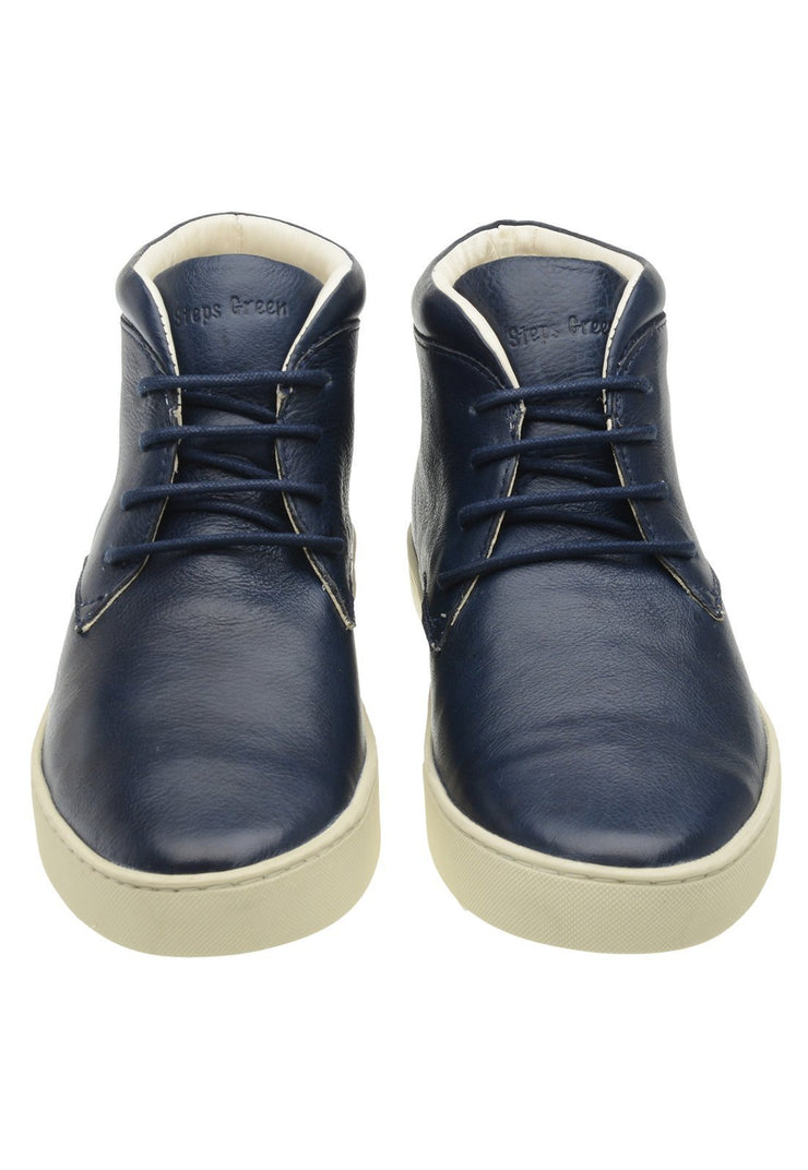 Sneaker Female Mandalay Leather Cano Low Biodegradable Marine