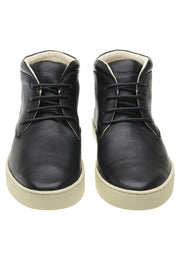 Sneaker Female Mandalay Leather Cano Low Biodegradable Black
