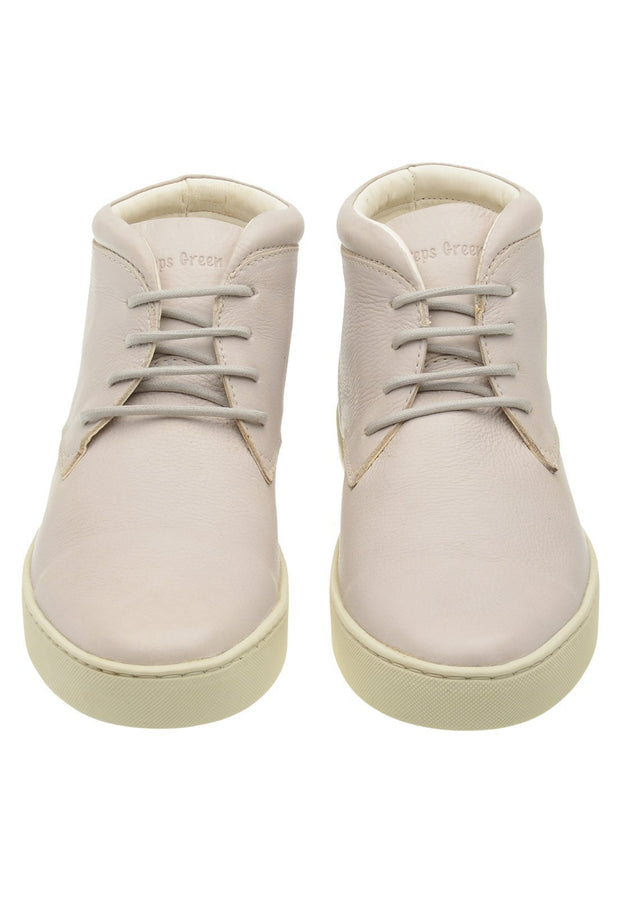 Sneaker Female Mandalay Leather Cano Low Biodegradable white