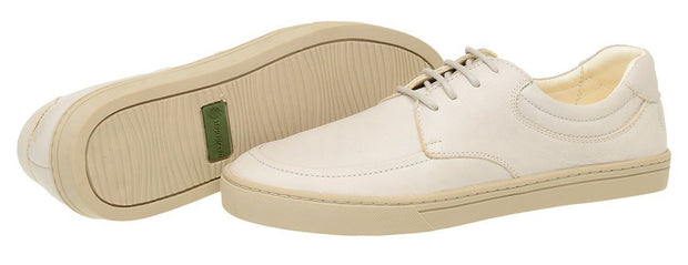 Sneaker Male Cottesloe Leather Shoelaces Off-White
