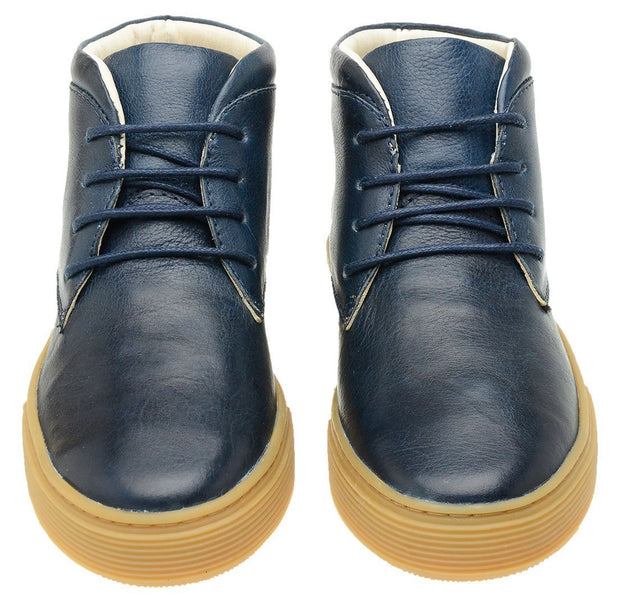 Shoe Leather Boot Shoelaces Children Sustainable Marine