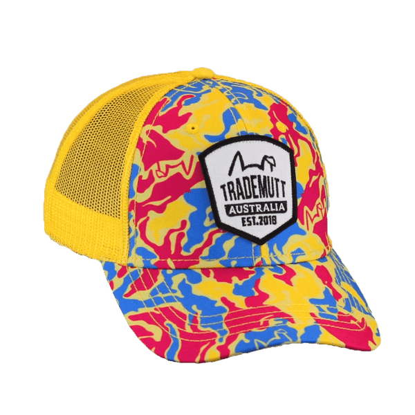 Mr Feel Good Truckers Cap