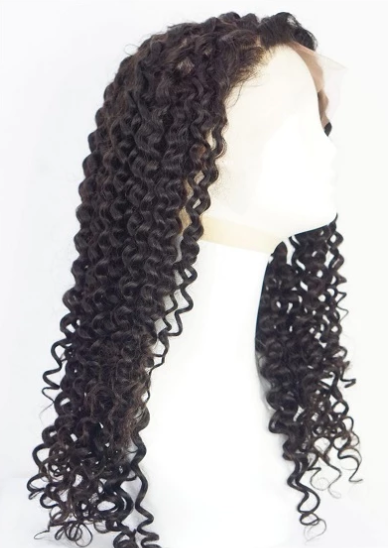 Full Lace Wig Brazilian Curly