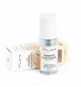 TLM Colour Changing Foundation SPF 15 30ml