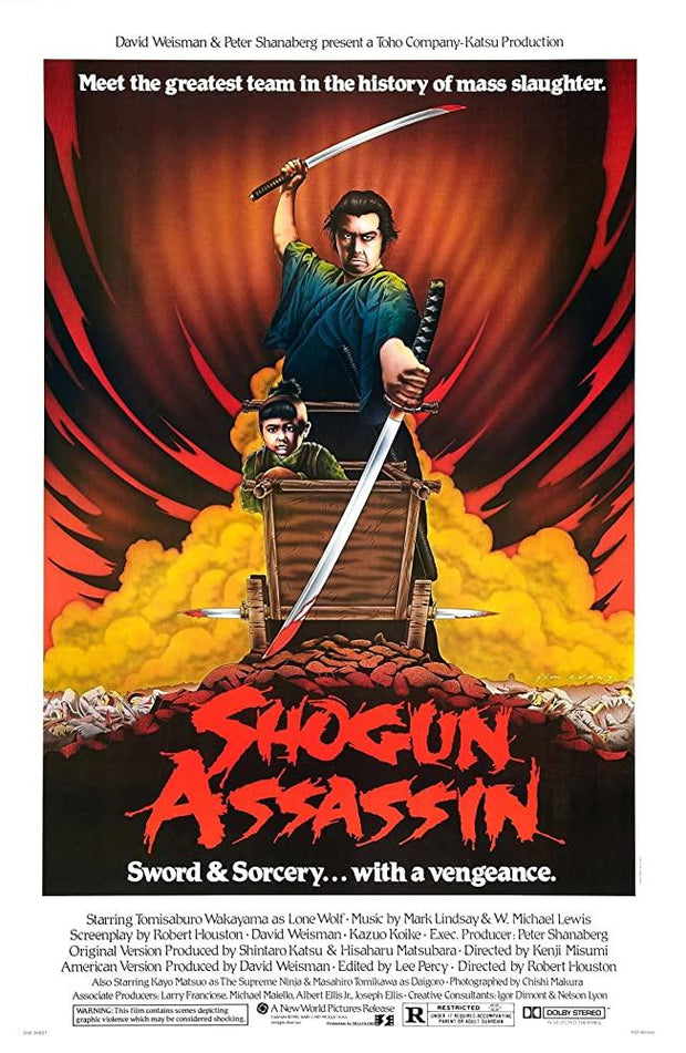 """Shogun Assassin"" 2nd Encore Presentation w/commentary from RZA"