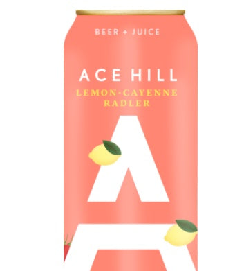 Ace Hill Lemon-Cayenne Radler