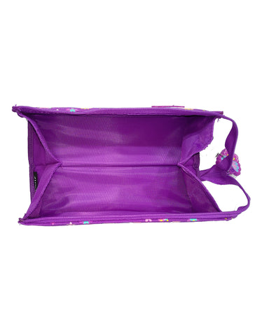 Image of Smily Tray Pencil Case (Purple)