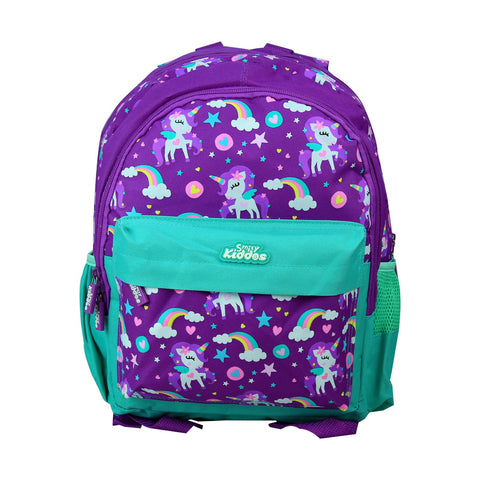 Fancy Junior Backpack Purple