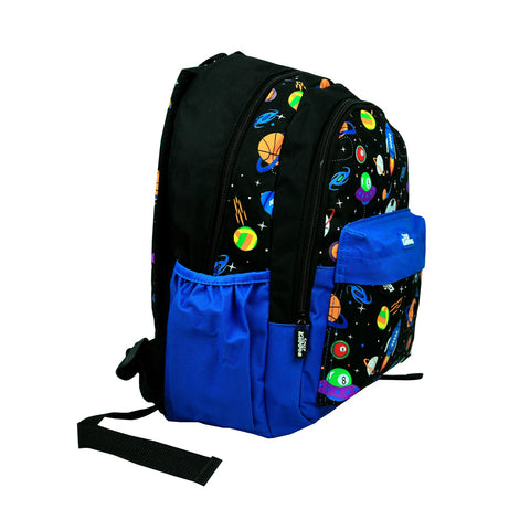 Fancy Junior Backpack Black