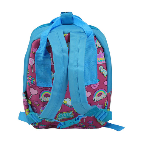 Image of Smily Handy Junior Backpack Pink