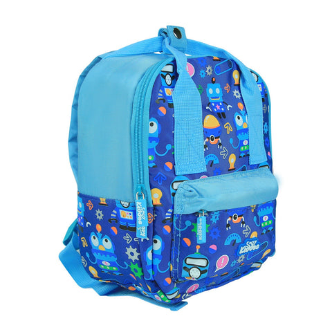 Image of Smily Handy Junior Backpack Blue