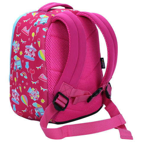 Image of Smily Preschool Backpack (Pink)