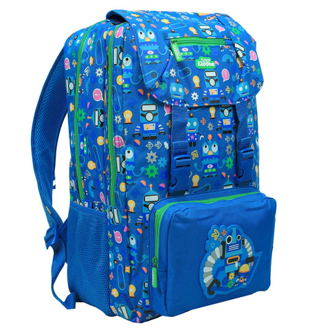 Image of Smily Fancy Backpack (Blue)