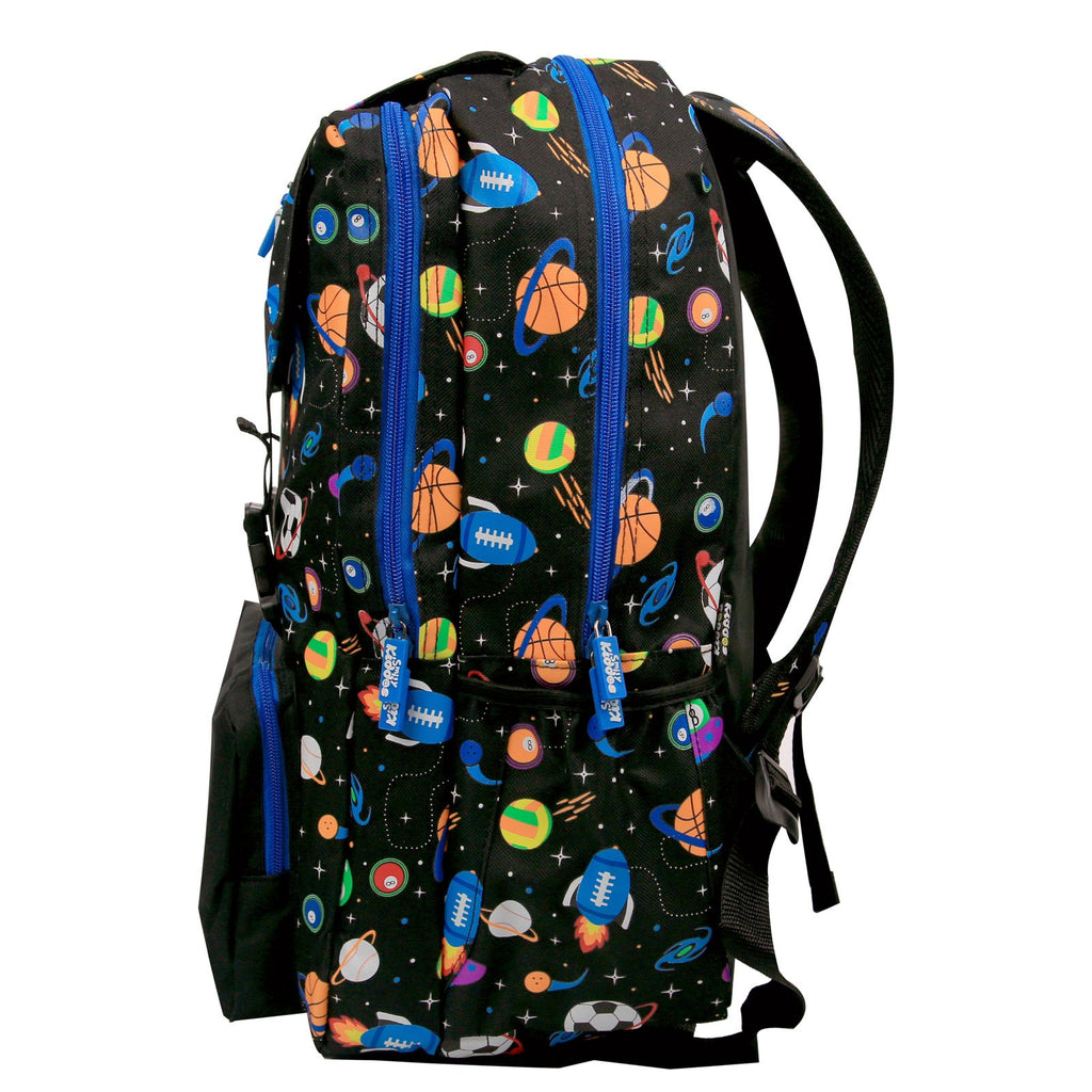 Smily Fancy Backpack (Black)