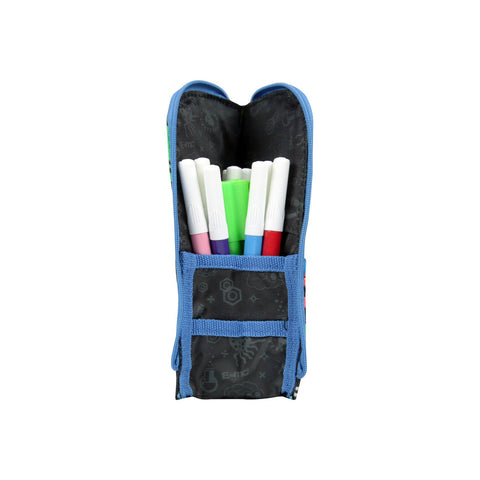 Image of Smily Pen Holder Case (Blue)