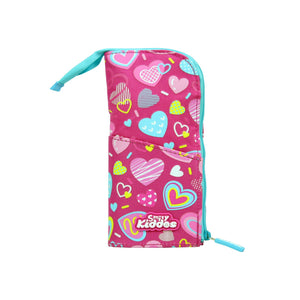 Smily Pen Holder Case (Pink)