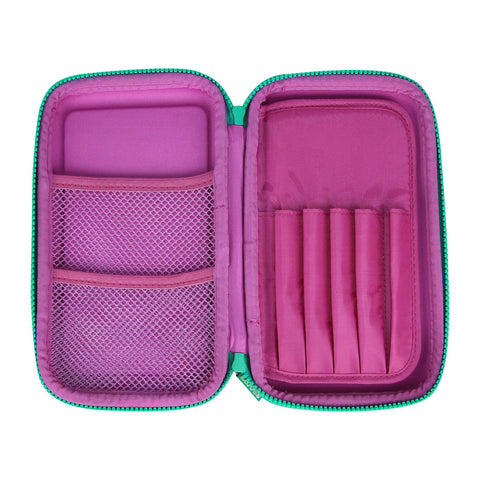 Image of Smily Scented Hardtop Pencil Box Purple
