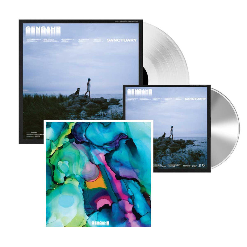 Limited Vinyl & CD Bundle + Signed Art Card