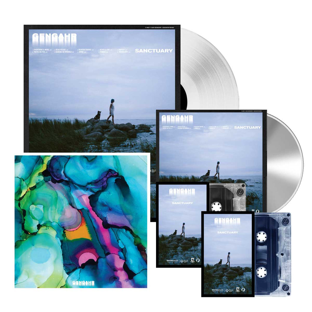 Store Exclusive Music Bundle + Signed Art Card