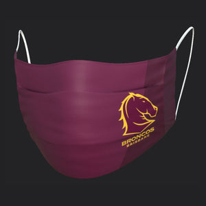 Branded NRL Masks - Washable Masks
