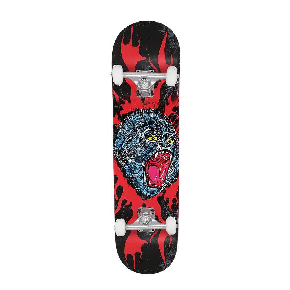 Gorilla American maple wood skateboard.