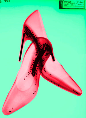 Roger Vivier Escarpin (X-Ray Pumps)
