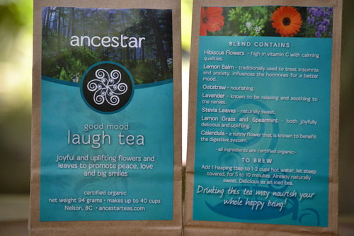Ancestar Laugh Organic Herbal Tea