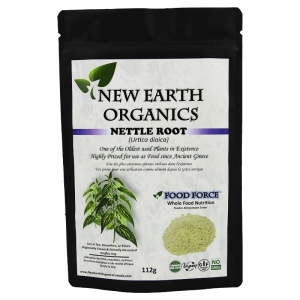 New Earth Organics Nettle Root Powder