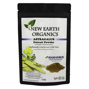 New Earth Organics Astragalus Extract Powder