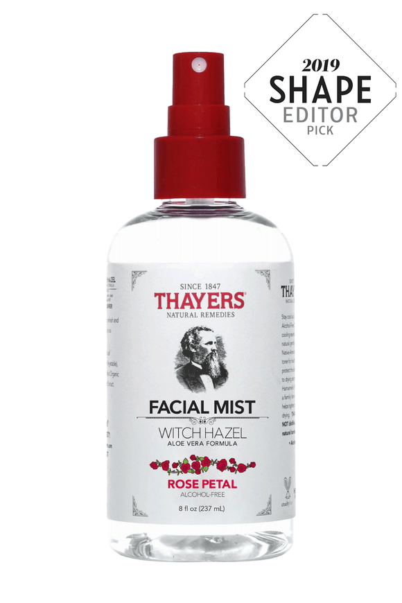 Thayers Witch Hazel Rose Petal Facial Mist
