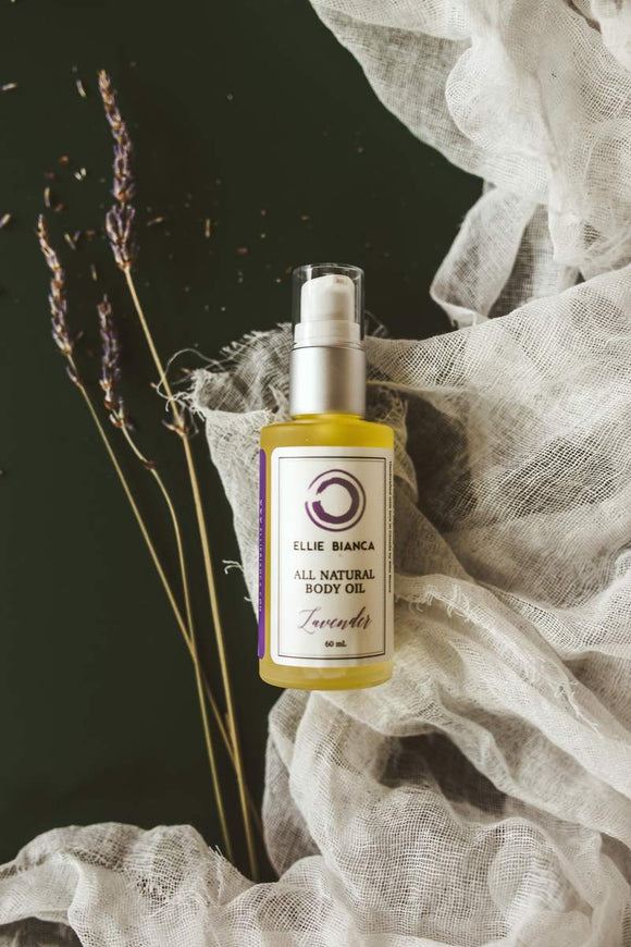 Ellie Bianca Lavender Body Oil