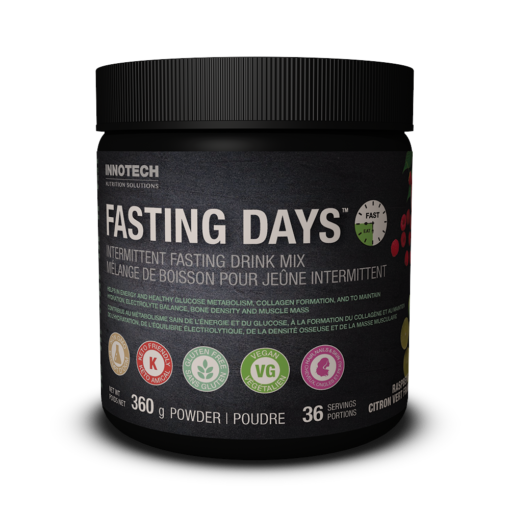 Innotech Fasting Days Raspberry Lime 360g