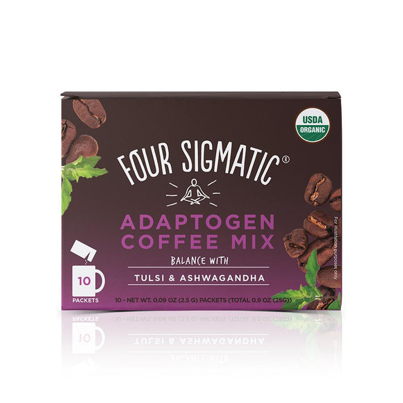 Four Sigmatic Adaptogen Coffee Mix