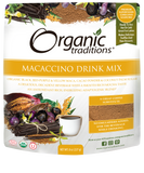 Organic Traditions Macaccino Drink Mix