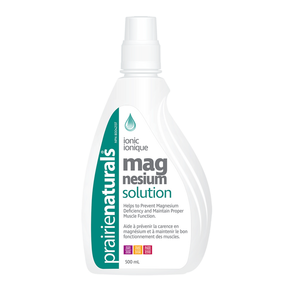Prairie Naturals Liquid Magnesium Solution