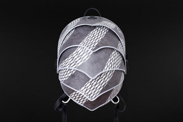 Pangolin Backpack Snow Print L