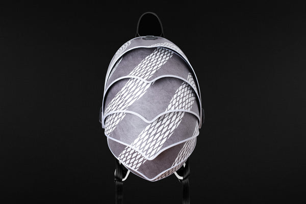 Pangolin Backpack Snow Print M