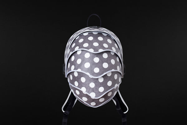 Pangolin Backpack Snow Print S