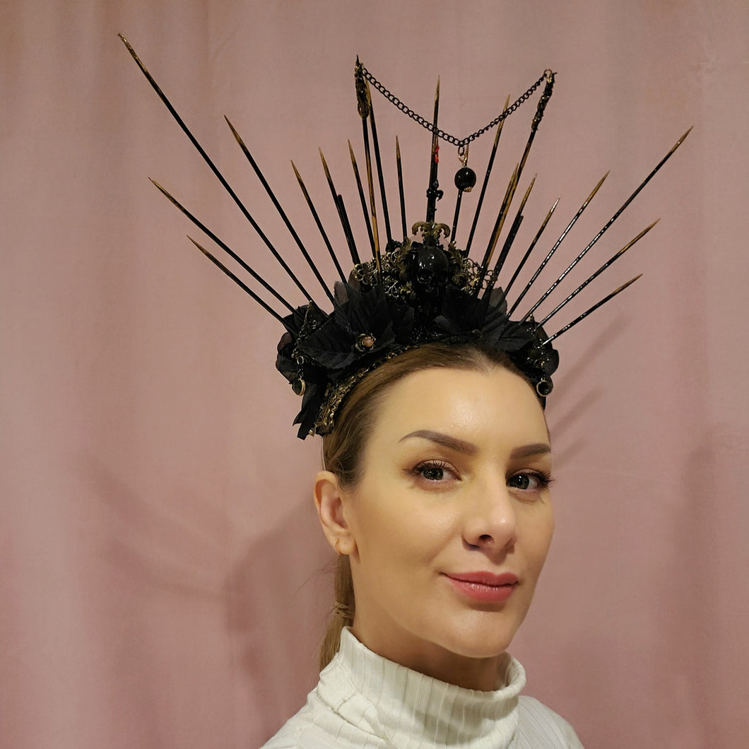 Onix headdress