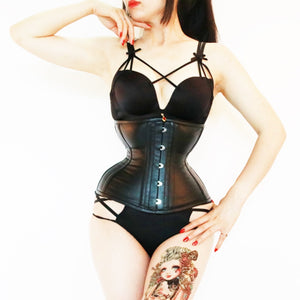 Genuine Leather Underbust