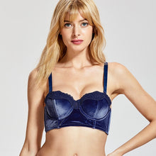 Load image into Gallery viewer, Velvet Bra
