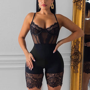 Lace me up Bodysuit